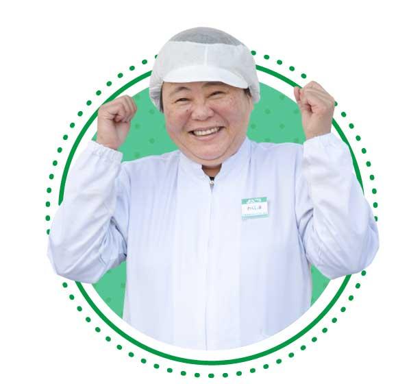 水産部門 枠島千奈津
